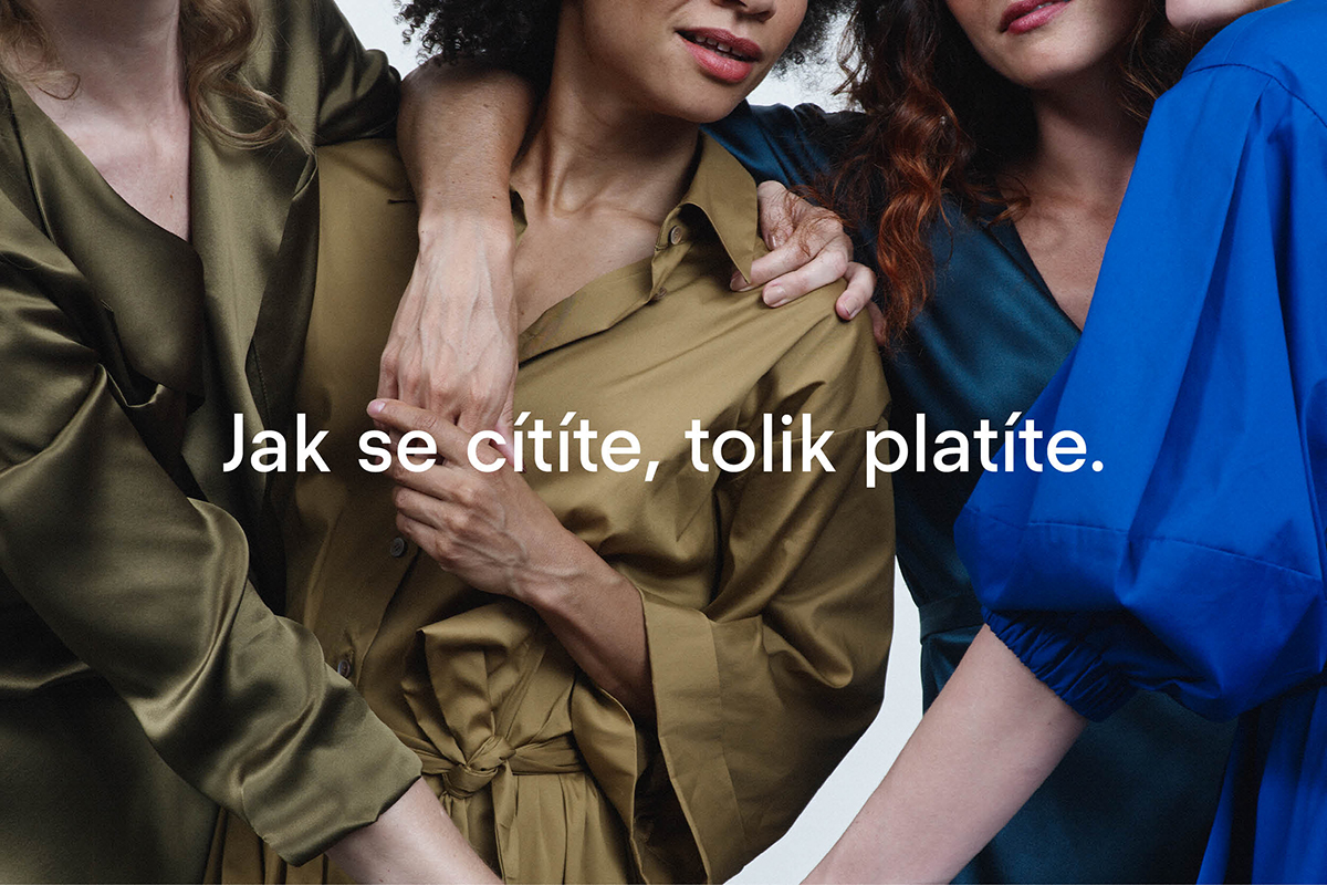 Pay as you feel. New campaign of the Pietro Filipi brand.